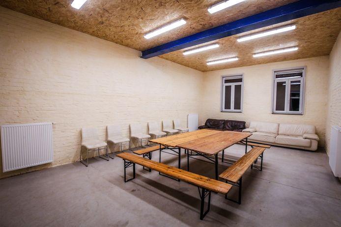 Westkerke opening jeugdlokaal