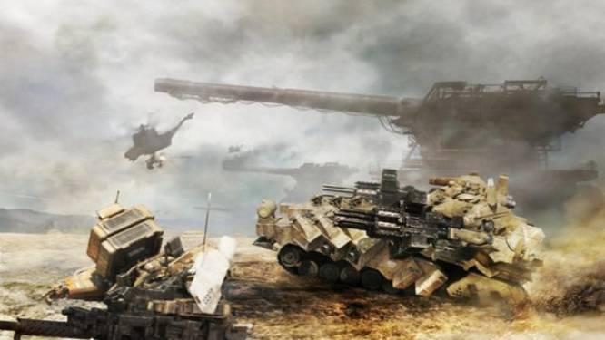 Recensie 'Armored Core V': Robots op z'n Japans