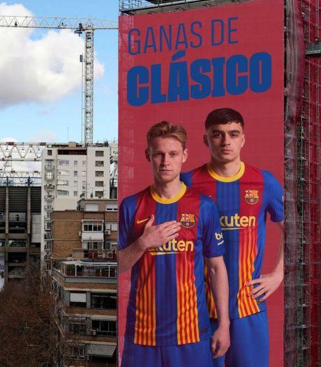 De Jong en Pedri schitteren deze week al in Madrid