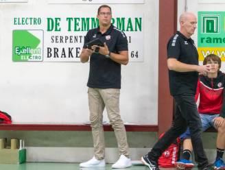 """Geert Van Den Berge (T2) met S.Michelbeke pijnlijk onderuit (3-0) bij rode lantaarn Tchalou: """"Nooit verwacht"""""""