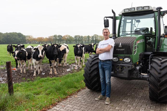 Fije Visscher vindt dat de boeren geslachtofferd worden bij de stikstofcrisis.