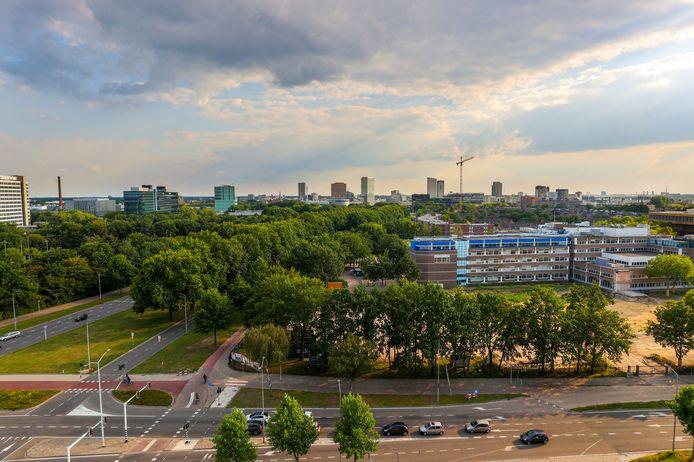 De Skyline Eindhoven, september 2020