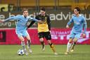 Dante Rigo (links) zal normaal gesproken vertrekken bij PSV.