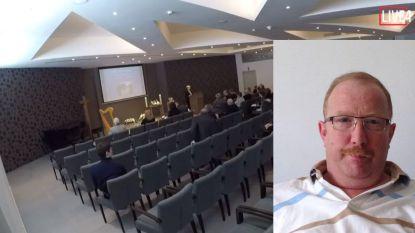 """Burcht rouwt om overlijden van Johan 'de gazettenman' Van Havenbergh: """"Kwinkslag kreeg je er bij elke krant gratis bij"""""""
