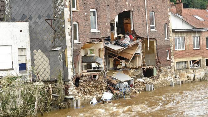 Le décret sur les mesures de soutien aux sinistrés des intempéries adopté par le parlement wallon