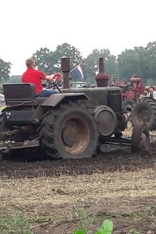 VIDEO: Auwerwets genieten met oogstdag in Boekel