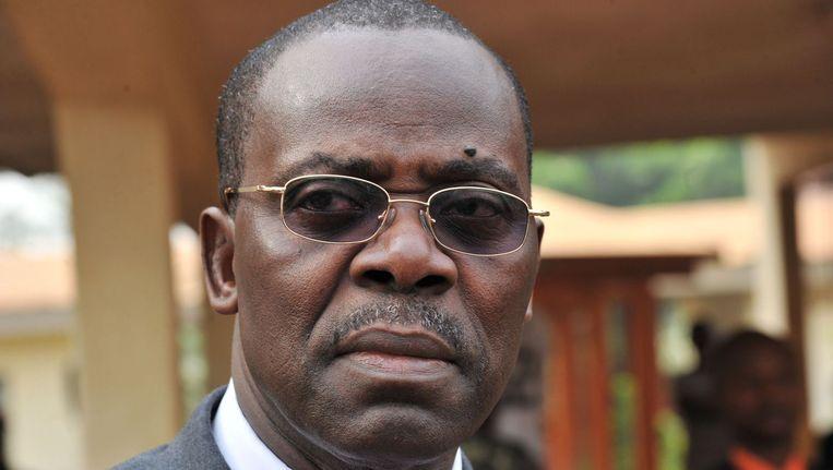 Andre Nzapayeke Beeld afp
