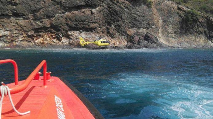 De grootscheepse zoekactie naar de vermiste duiker duurde maar liefst acht dagen.