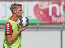 FC Oss moet Stuij van den Herik missen tegen NEC
