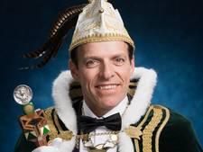De Vossenjagers hebben een nieuwe prins: Ton de Eerste
