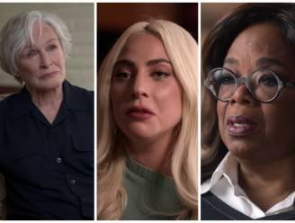 Lady Gaga in tranen in eerste beelden van prins Harry en Oprahs serie 'The Me You Can't See'