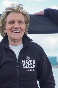 Een boottochtje met schipper Jacques Herb, het kan binnenkort in Deventer: 'Zingend? Ja hoor... Maaa-nu-weelaaa!'