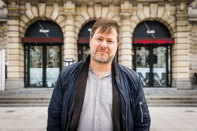 Milo Rau, artistiek directeur bij NTGent. Beeld James Arthur