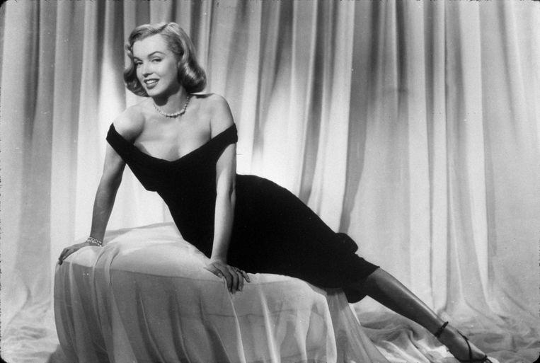 Marilyn Monroe. Beeld Photo News