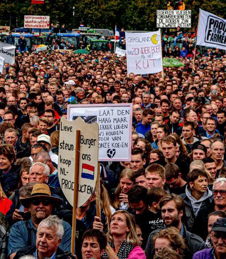 Zo kreeg Bart Kemp uit Ede duizenden boeren in recordfile naar Den Haag: 'Hoe staan de boeren er nu voor?'