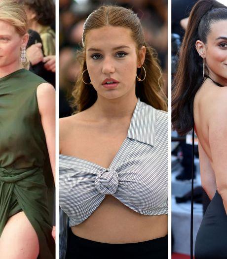 """Le """"no bra"""" : la tendance sur le tapis rouge du Festival de Cannes 2021"""