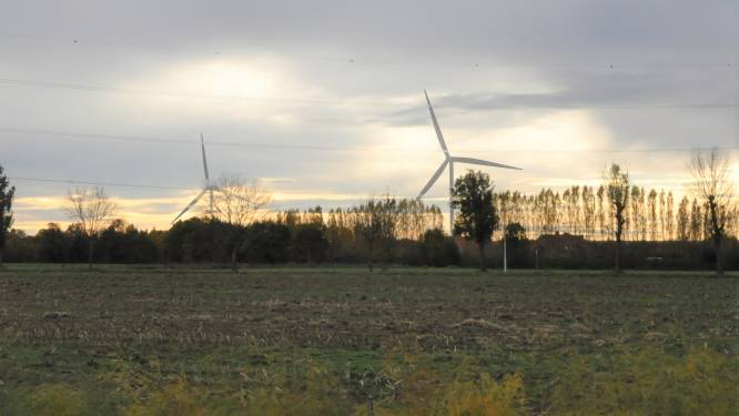 Stad geeft negatief advies voor bouw windturbines (maar het is de provincie die beslist over aanvraag)
