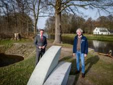 Door deze nieuwe stuw komt er een einde aan gehannes voor kanoërs op Almelose Aa: 'Zo voelt het meer als echt rondje'