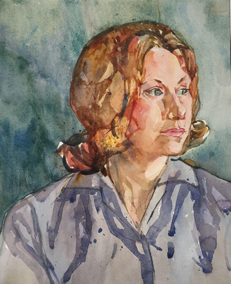 Portret van Marion Stotijn Beeld Renée Stotijn