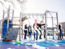 Kids pakken Ruyterschool in met wc-papier: 'Koekje van eigen deeg! Hier heb je je wc-papier'