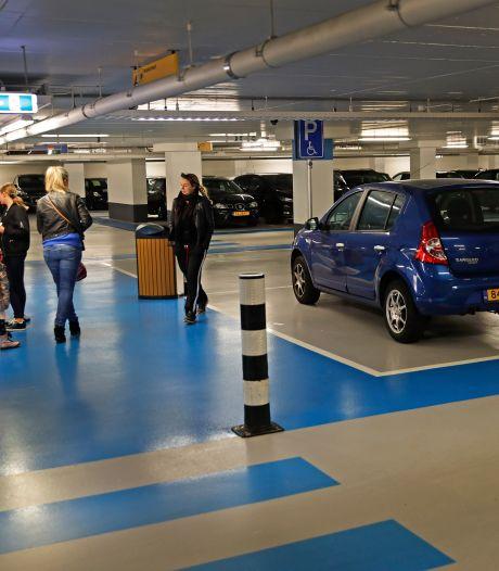 Parkeergarage Spijkenisse onderscheiden: 'Dit is de mooiste die we hebben'