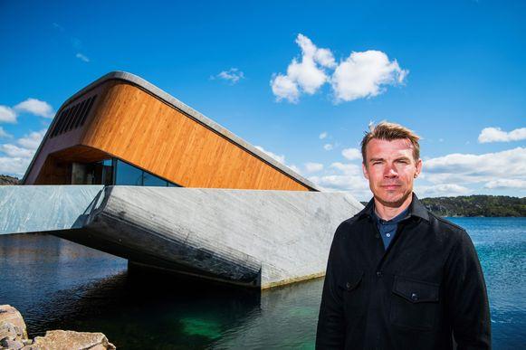 Stig Ubostad, mede-eigenaar van 'Under'.