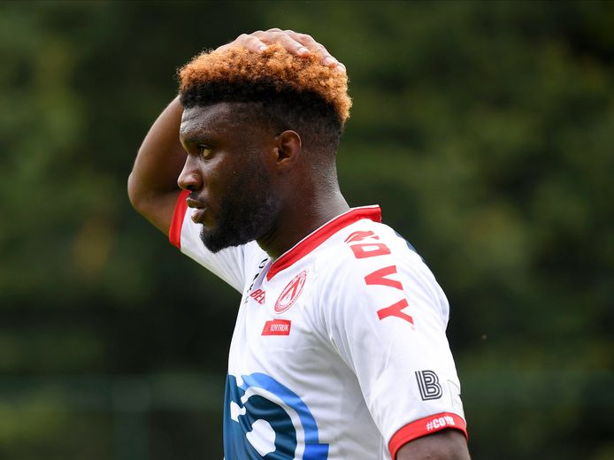 Terem Moffi speelde slechts twee wedstrijden voor KV Kortrijk dit seizoen, goed voor één doelpunt. Maar bij Lorient heeft hij inmiddels getoond hoe belangrijk hij voor KVK had kunnen zijn.