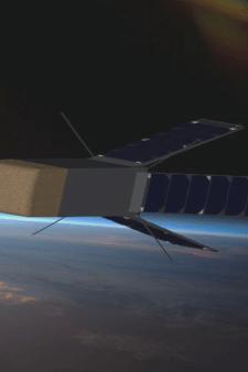 Le nanosatellite belge Qarman mis en orbite avec succès