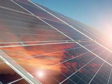 Geluidswal in Dorst in beeld voor 2.400 zonnepanelen