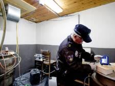 Politie rolt drugslab op in Leeuwarden: capaciteit van 300 kilo amfetamine (speed) per week