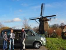 Camerawagen brengt Rijksmonumenten Zeeland in kaart