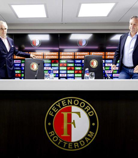 Oplossing ligt niet voor handen na 'een trieste dag voor Feyenoord'