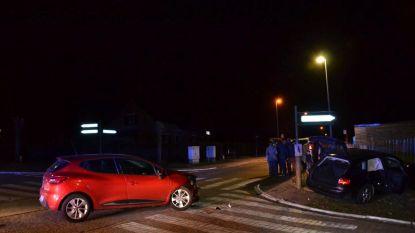 Voorrang van rechts genegeerd aan Kruiskoutermolen: zware klap maar geen gewonden