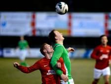 Prachtig affiche voor HSC'21 en Excelsior'31 in eerste voorronde KNVB-beker