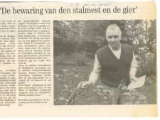Mijn BD | Henk van Gestel kocht de krant voor 15 cent, die bij De Gruyter door iedereen op het toilet werd gelezen