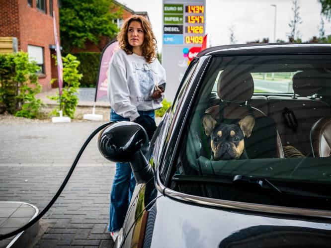 Adviesprijs benzine stijgt tot boven de 2,10 euro