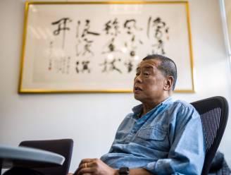 Hongkong bevriest tegoeden van mediamagnaat Jimmy Lai en zijn bedrijven
