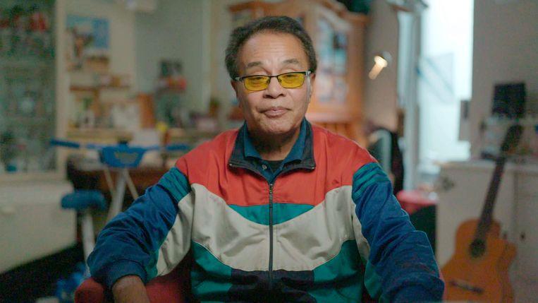 Molukkers In Nederland: Frits Sahertian Beeld bnnvara