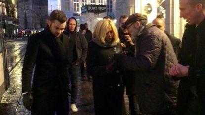 Brigitte Macron verkent stiekem Gent en proeft cuberdons