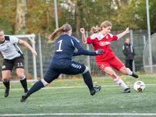 FC Gelre gelijk tegen directe concurrent