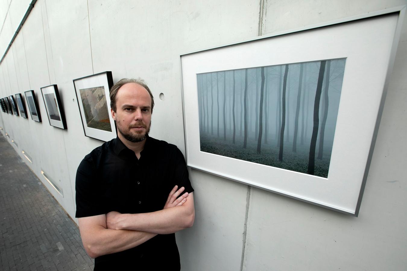 Fotowerk van Merijn Bisschops vormt een inspiratiebron voor muziek.