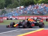 Samenvatting | Verstappen net langzamer dan Hamilton in slottraining GP van Hongarije