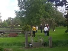 Bomen bij Arboretum De Hooidonk trekken veel bekijks