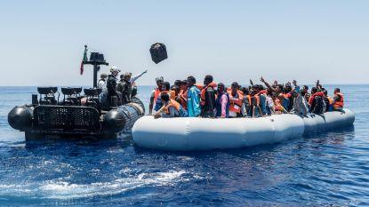 Duitsland wil kwart migranten opnemen die Italië via de zee bereiken