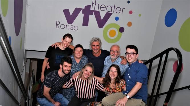 Nieuw bestuur voor Theater VTV, met Cédric Ogez als voorzitter