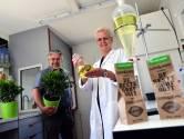Dit bedrijf uit Nispen verwerkt snoeiafval tot dropjes, thee en andere producten