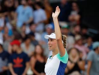 Elise Mertens zwoegt één set maar stoot door naar achtste finales Australian Open, waar ex-nummer 1 Halep wacht