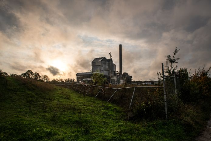Energie centrale Nijmegen.