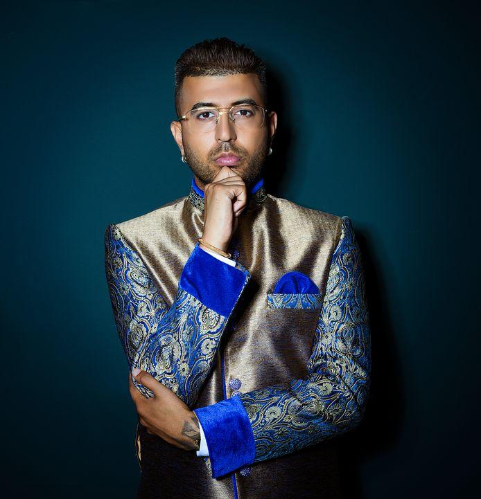 De Haagse rapper F1rstman is een van de artiesten die meedoet aan het avondklokfestival Den Haag Inside Out
