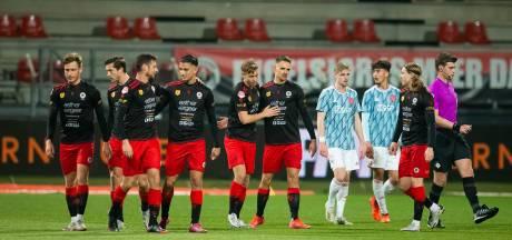 Na bizarre nederlaag krijgt Jong Ajax nu een dreun van Excelsior